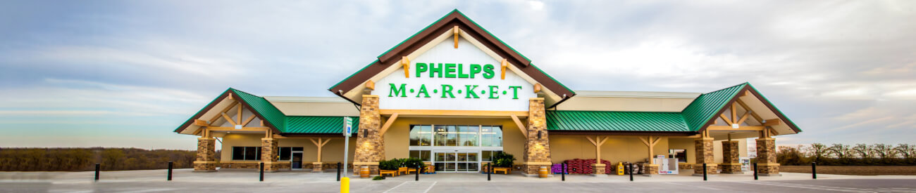 Phelps Market Store Front